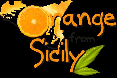 Orange from Sicily